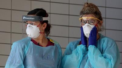 Las muertes por coronavirus en Europa superan las 30.000