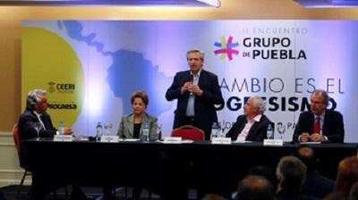Grupo de Puebla pide a OEA reconocer elecciones en Bolivia tras revelarse uso de datos incorrectos