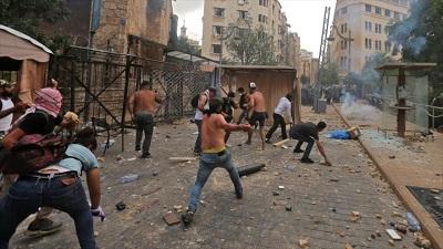 El Líbano rechaza injerencia de EU tras brutal explosión